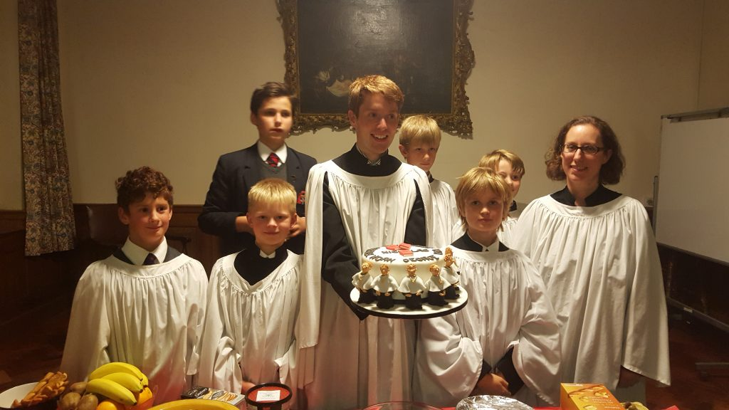 Chorister Promotions