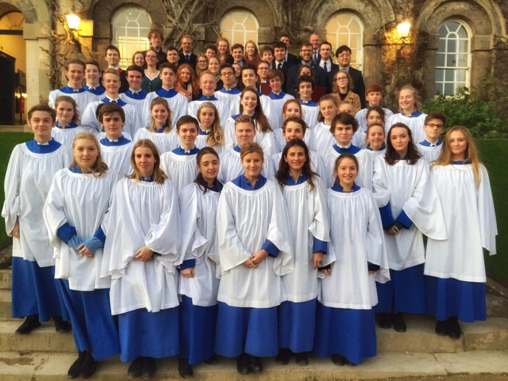 Bradfield School Chapel Choir